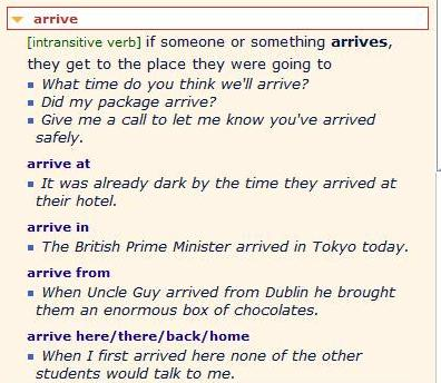 arrive-and-come-and-get-to