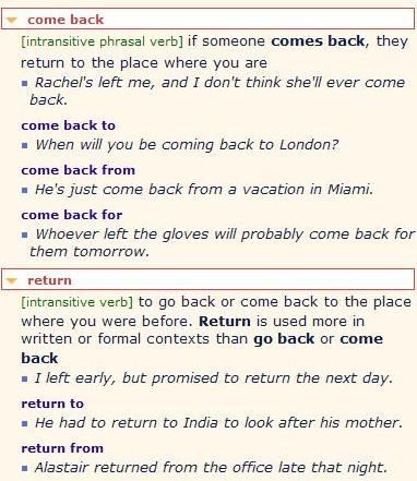 back-return